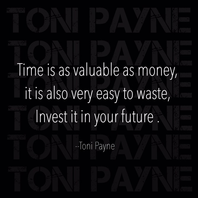 quote about time and money