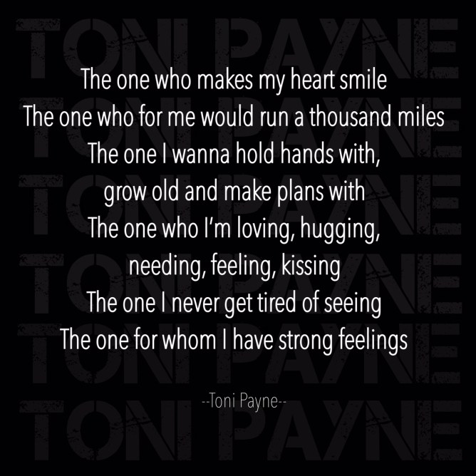 the one who makes my heart smile quote