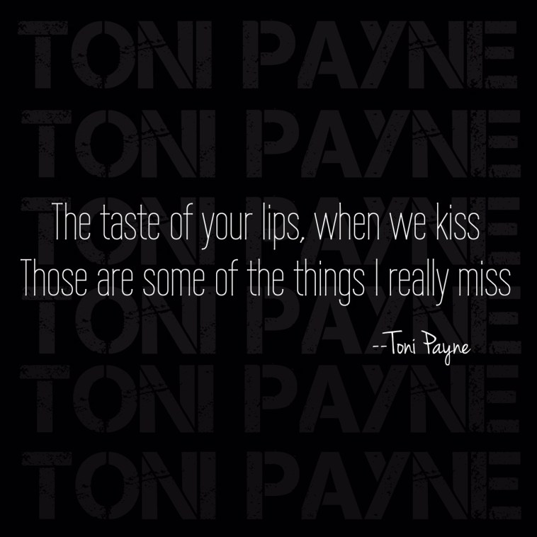 the taste of your lips quote about love