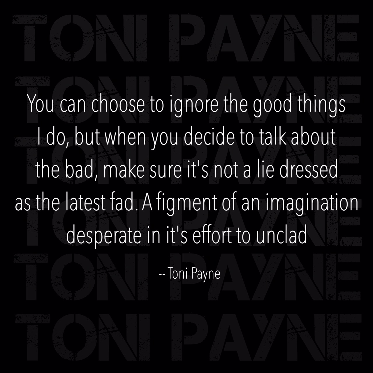 Quote About Haters And Gossip You Can Choose To Ignore Toni