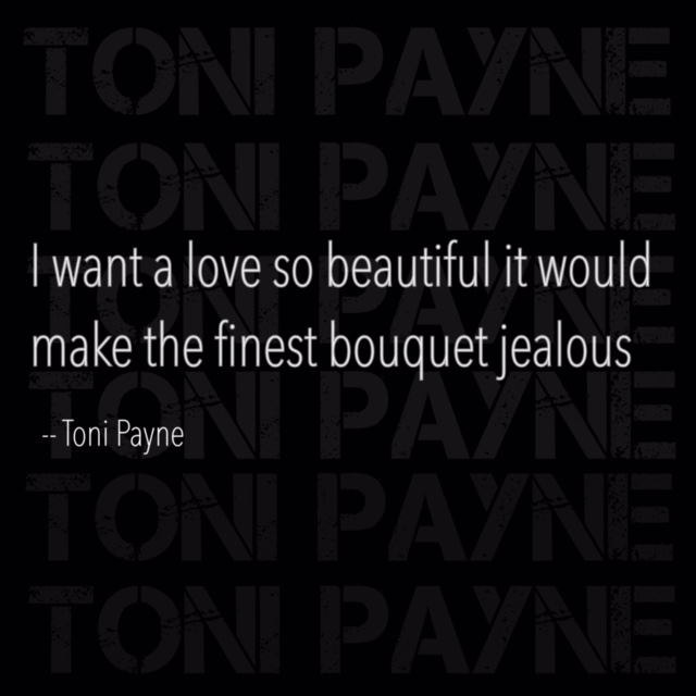 love quote - i want a love so