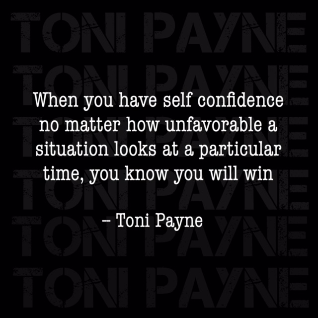 Quote about having self confidence