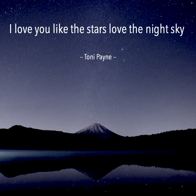endearing love quote
