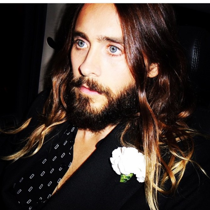 Jared Leto is our distinguished Hottie of the Week