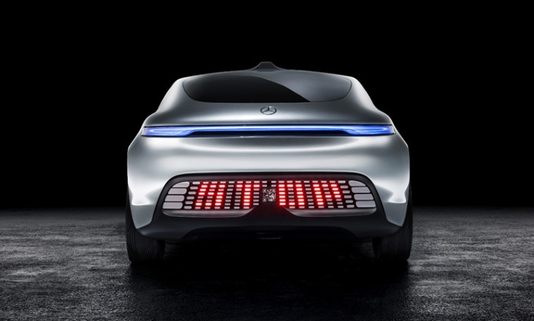 Mercedes-Benz F 015 Concept Car - Video and Pictures 5