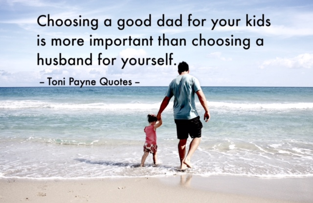 Step Parent Love Quotes Endearing Picture Quote About Finding Love As A Single Parent & Step
