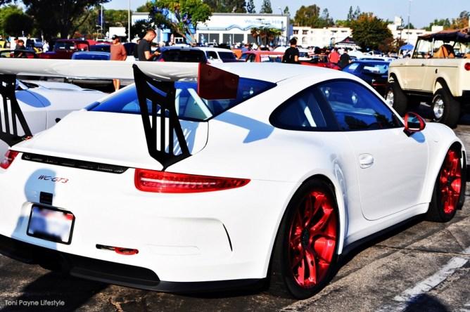 The Porsche 911 WC GT3 toni payne