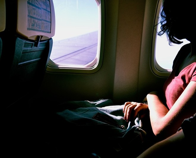 The most uncomfortable flight ever – Funny Travel Stories