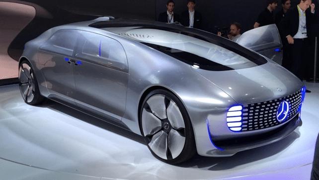 Google Car Drives Itself