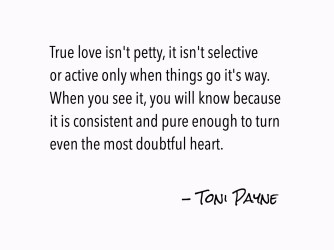 Quote about True Love