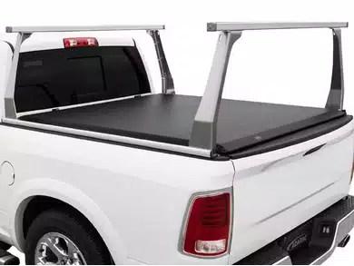 adarac aluminum series truck rack