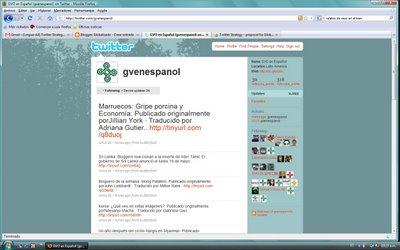 Global Voices en español - @gvenespanol