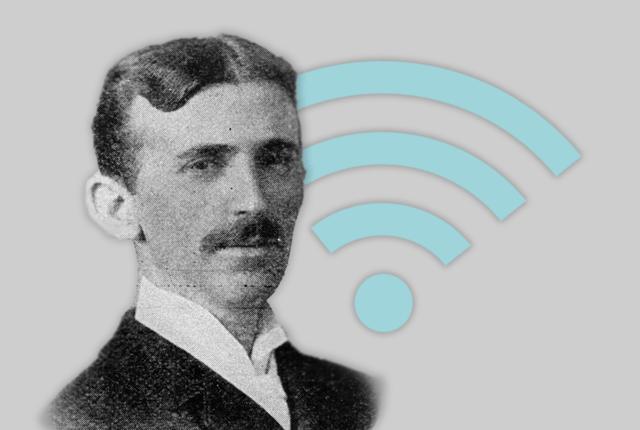 Tesla Wifi - To no Cosmos