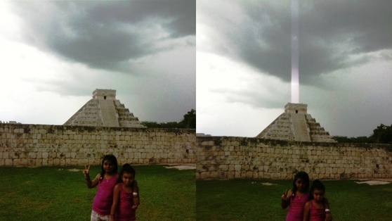 kukulcan piramide - To no Cosmos