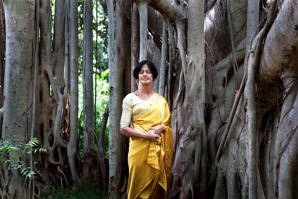 Auroville cidade - To no Cosmos