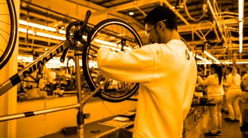 Fabricação de Bicicletas no Brasil