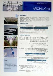 Catalog Trang 4 - CleanLight - Tấm Polycarbonate Lấy Sáng Đặc Ruột Hàn Quốc
