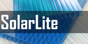Tấm Polycarbonate SolarLite - Tấm lợp lấy sáng rỗng ruột