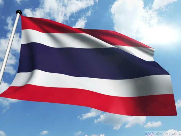Xuất xứ Thái Lan Thailand - Tấm lấy sáng polycarbonate đặc ruột, rỗng ruột, tôn sáng