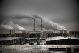 Nhà máy hóa chất và các công trình lân cận bị rỉ sét, bị ăn mòn