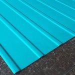 13 Sóng Đũa, Tôn Nhựa PVC ACU - Chống Ăn Mòn & Lão Hóa