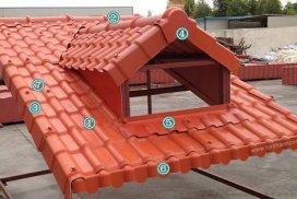 Hướng dẫn lắp đặt - Tôn Nhựa Sóng Ngói ASA/PVC