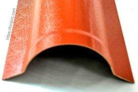 Hình đại diện của Tấm Úp Sườn Mái, phụ kiện Ngói Nhựa Tổng Hợp ASA/PVC