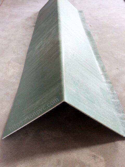 Tấm viền mái, phụ kiện Tôn nhựa tổng hợp ASA/PVC