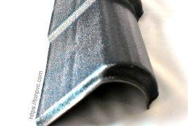 Hình đại diện của Tấm Viền Mái Trái 1c, phụ kiện Ngói Nhựa Tổng Hợp ASA/PVC