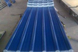 Tôn Nhựa Tổng Hợp ASA/PVC màu Xanh Dương, hàng tồn kho