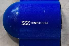 Tấm Úp Đuôi Ngói Nhựa Màu Xanh Dương