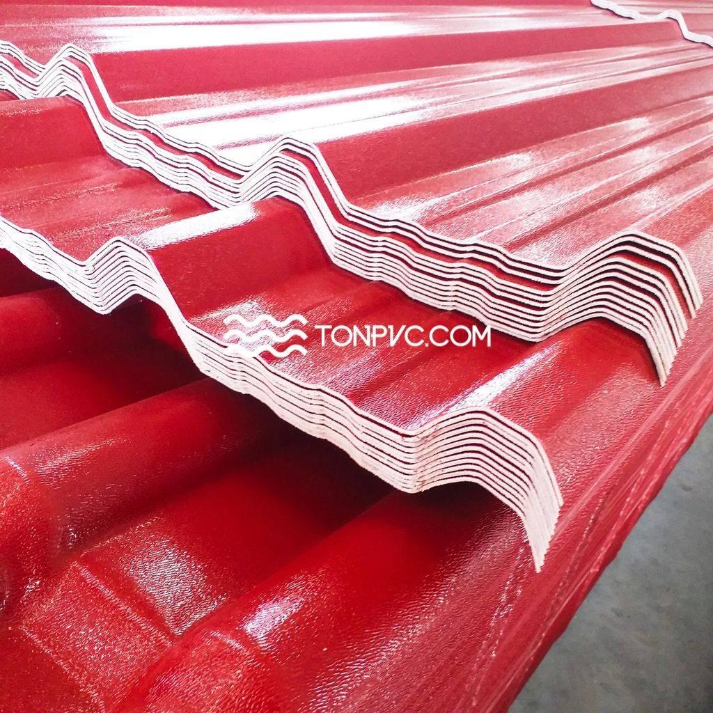 Tôn Nhựa PVC 3 Khả Năng Cách Ly Chính