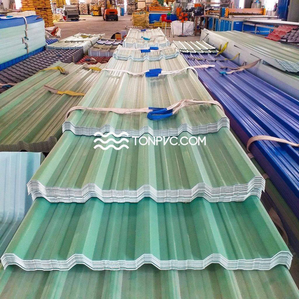 Tôn Nhựa PVC/ASA 04 Lớp