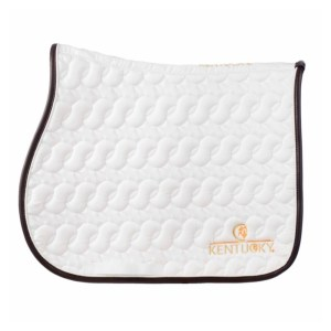 Kentucky Saddle Pad Sjabrakk Sprang