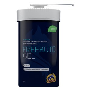 Freebute Gel m/pumpe 2 liter