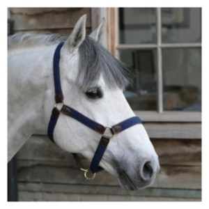 Kentucky Nylon Plaited Collar Grime