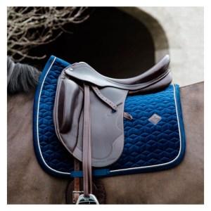 Kentucky Velvet Saddle Pad Sjabrakk Dressage