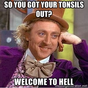 tonsillectomy tips