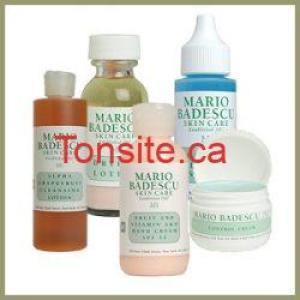 mario - Échantillons gratuits de soins de la peau Mario Badescu !!