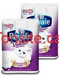 280 produit frvcoupon royale velour - Nouveau coupon rabais de 3$ sur le papier hygiénique Royale Velour!