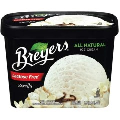 breyers - Desserts surgelés Breyers à 1$! (sans coupon)