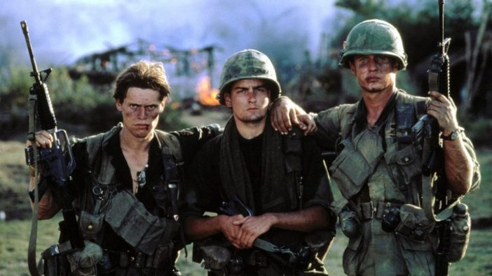Image result for platoon the movie