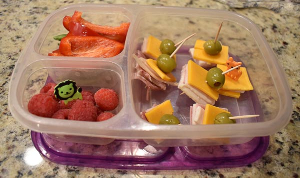 fun healthy school lunch
