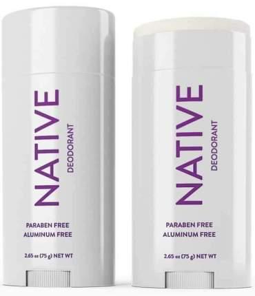 native deodorant lavender