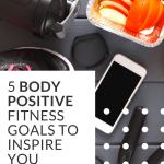 Body Positive Fitness Goals Header