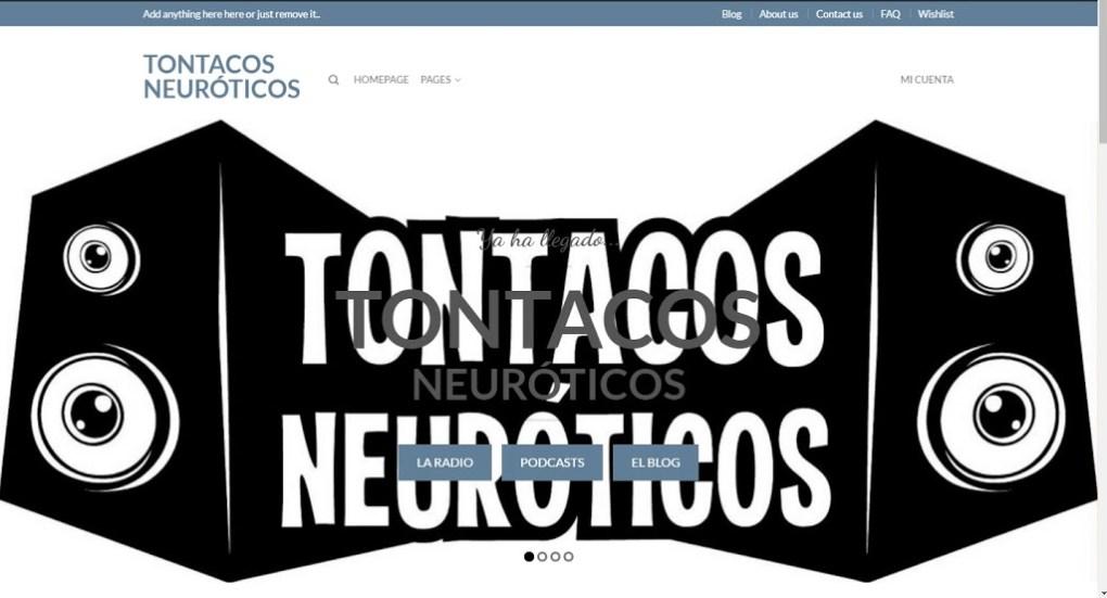 tontacos neuróticos web