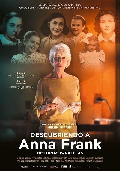 estrenos descubriendo a anna frank sabina fedeli