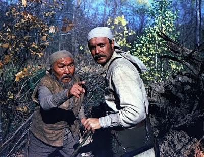 reapertura a contracorriente films película DERSU UZALA