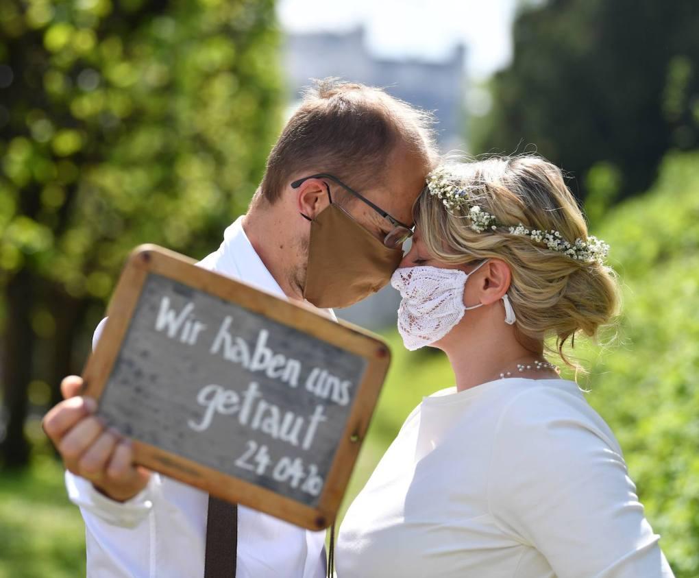 bodas coronavirus
