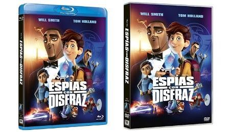 Espías con disfraz 20th Century Studios de The Walt Disney Company
